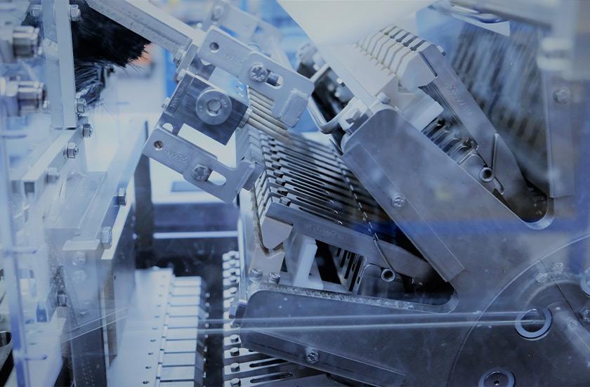 Maschinenbau Montage